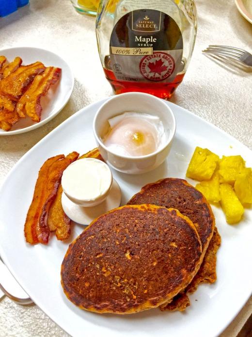 carrot pancakes.blog